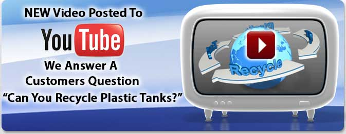 What Plastic Tanks Are Made Of
